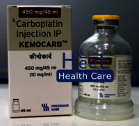 Kemocarb Carboplatin 450 Mg Injection