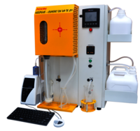 Fully Automatic Microprocessor Based Distillation System Premium Version