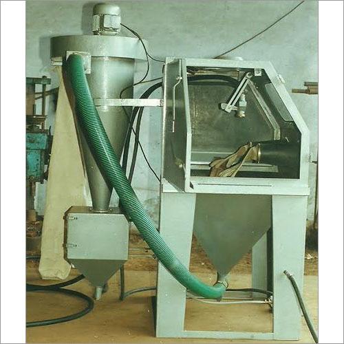 Suction Sand Blasting Machine