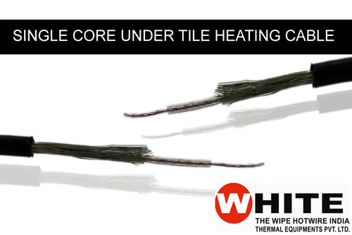 Single Core Under Tile Heating Cable - Single Core Under Tile ...