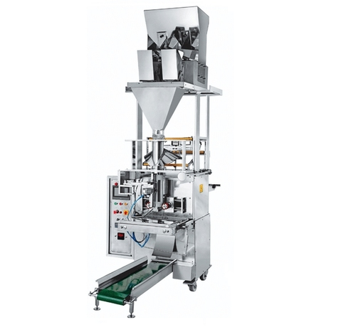 Two Head Fully Pneumatic Machine (Collar Type)