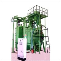 Y-Hanger Type Shot Blasting Machine