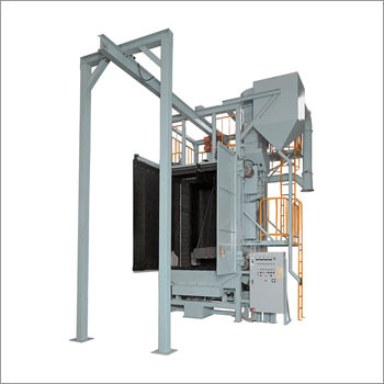 I Section Hanger Type Shot Blasting Machine