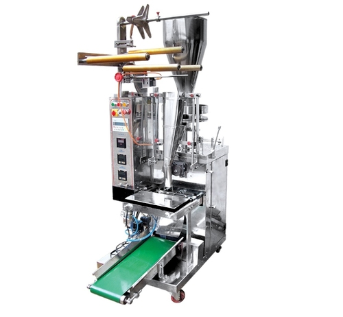 Cup Filler Half pneumatic FFS Machine