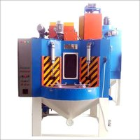 Indexing Table Type Shot Blasting Machine