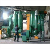 Metallizing System For Cylinder
