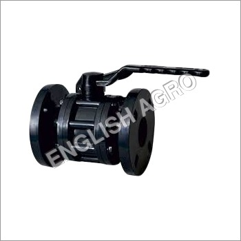 Three Piece Ball Valve (Chemical Valve)