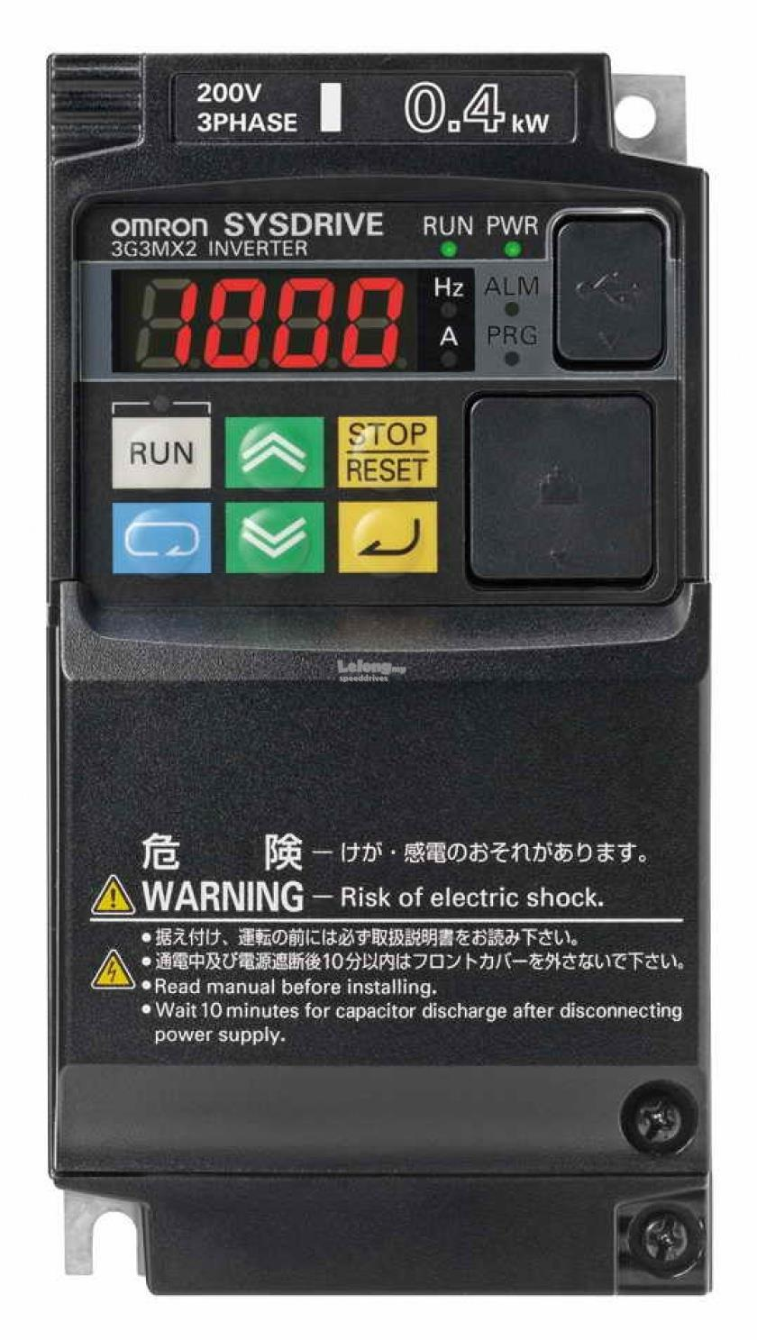 OMRON AC Drive Inverter
