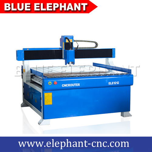 Competitive Price 3 Axis Wood Cnc Router Wood Furniture Machine 1212