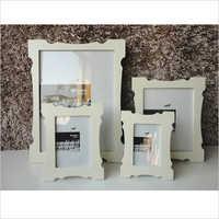 Wooden Carved Photo Frames