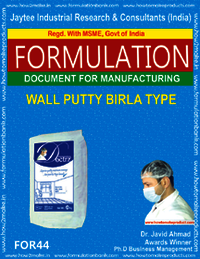 Wall Putty Birla Type