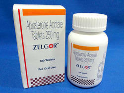 Zelgor Abiraterone Acetate 250mg Tablets