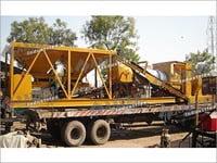 Asphalt Mobile Drum Mix Plants