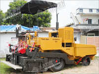 Asphalt Mechanical Paver Finisher