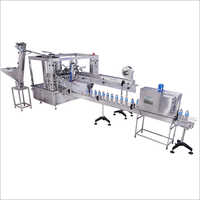 Auto Water Bottle Filling Machine