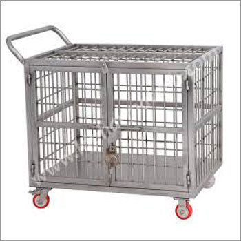SS Cage Trolley