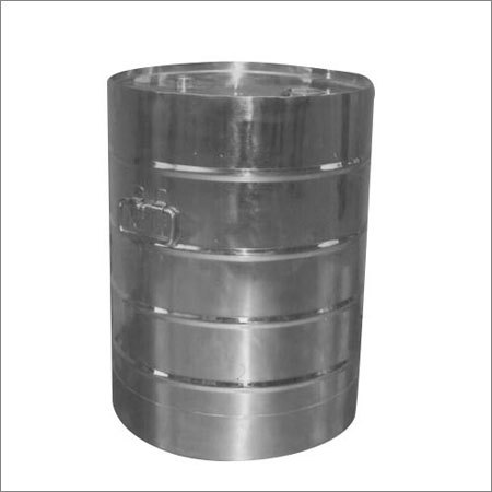 SS Powder Storage Drum