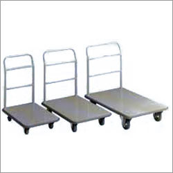 SS Material Handling Trolley