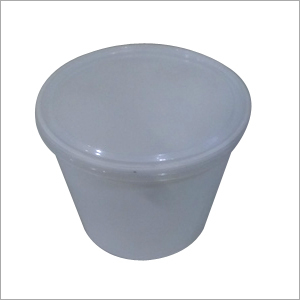 Disposable Plastic Containers (ivory brand)