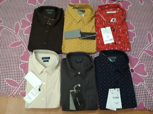 Zara Man Shirts