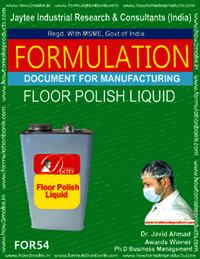 Floor Polish Liquid