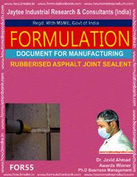 Rubberised Asphalt Joint Sealant