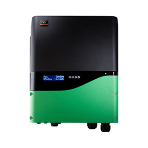 Swelect On Grid-Grid Tie Solar Inverter (3PH)