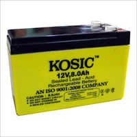 12 Volt 8.0 Ah Battery