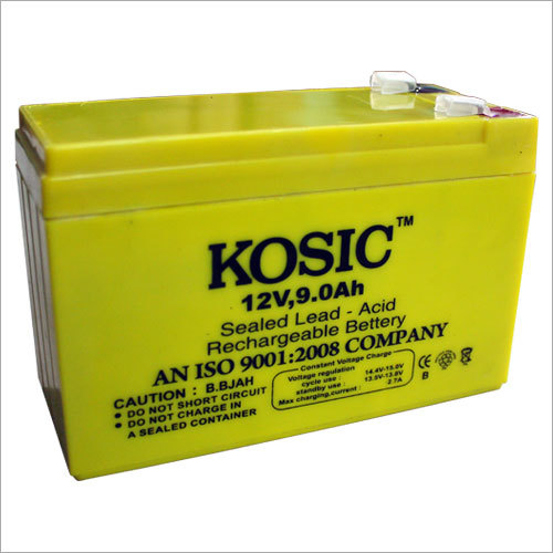12 Volt 9.0 Ah Battery