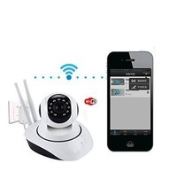 Dual Antenna WiFi IP Camera