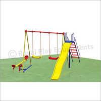 CS05 RPE - FRP Outdoor Play Set