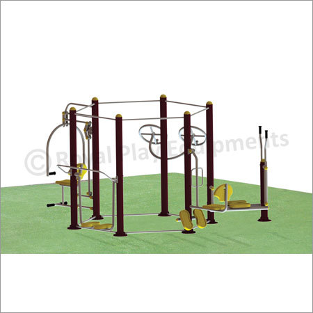 Hexa Multi Gym System