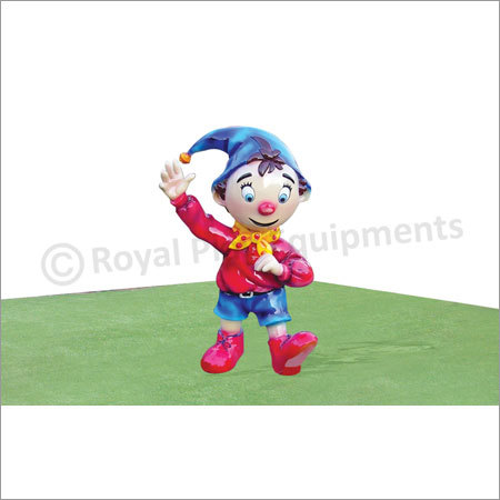 Noddy Sculpture