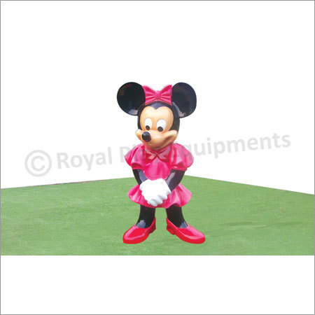 3.1ft Minnie Mouse Sculpture