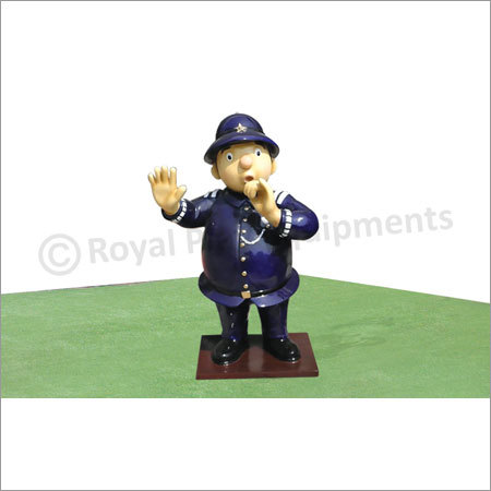 Mr.Plod Sculpture