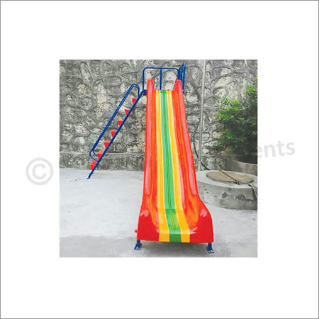 Multi Color Deluxe Wave Slide