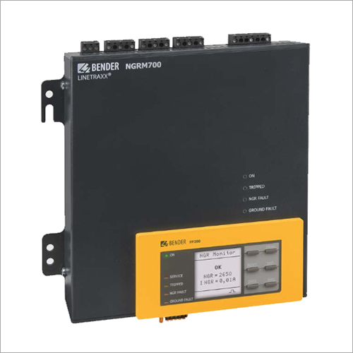 Measuring And Monitoring Relay