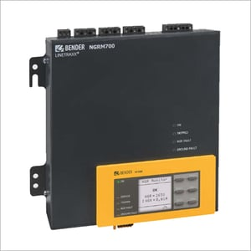 NGR Monitoring Relay