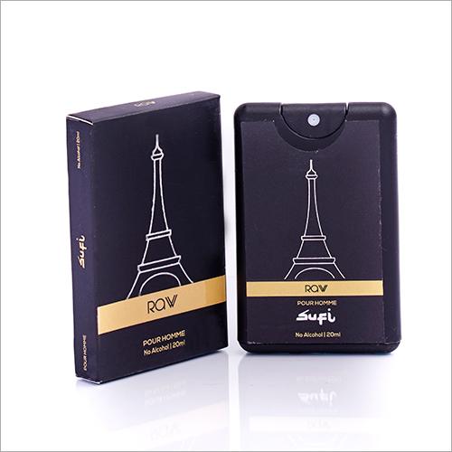 Raw Pocket Perfume