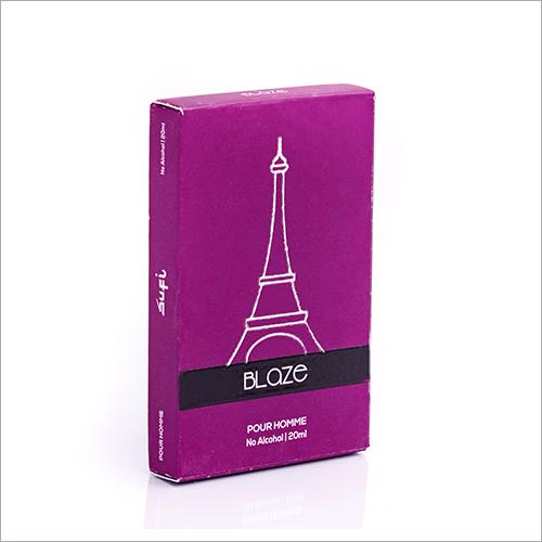 Blaze Pocket Perfume