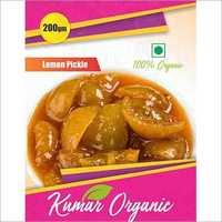 Kumar Organic  Lemon Pickle