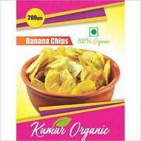 Kumar Organic Banana Chips