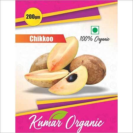 Kumar Organic Chikoo