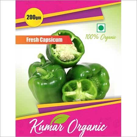 Kumar Organic Fresh Capsicum