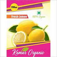 Kumar Organic Fresh Lemon