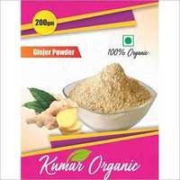 Kumar Organic Ginjer Powder