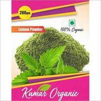 Kumar Organic Menthol Powder
