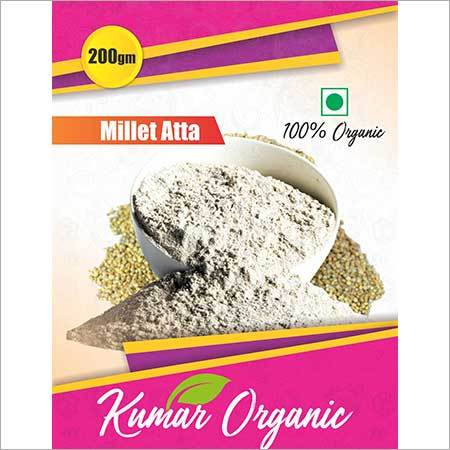 Kumar Organic Millet Atta
