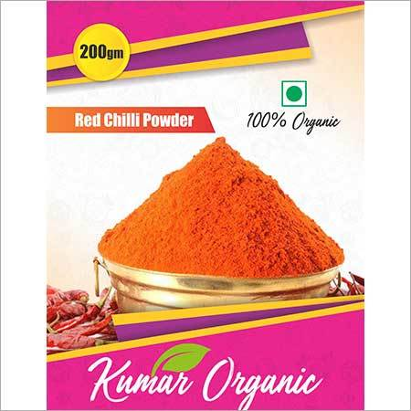 Kumar Organic Red Chilli Powder
