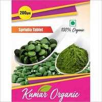 Kumar Organic Spirulia Tablet
